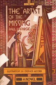 The Artist of the Missing cover